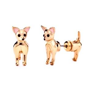 KATE SPADE • Haute Stuff Chihuahua Ear Jackets